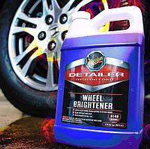 Концентрат для чистки колесных дисков - Meguiar's Detailer Wheel Brightener 3,78 л. (D14001), фото 2