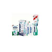 """Комплекс """"Совершенный уход""""  (Зубная паста, ополаскиватель, флосс+подарок Зубная щетка) BioRepair"""