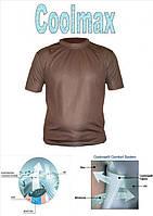 Потоотводящая термофутболка CoolMax Anti-Static (ВС Британии). Оригинал.