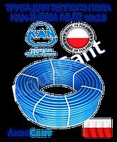 Труба для теплої підлоги KAN-Therm PE-RT EVOH 16x2.0 (Польща)