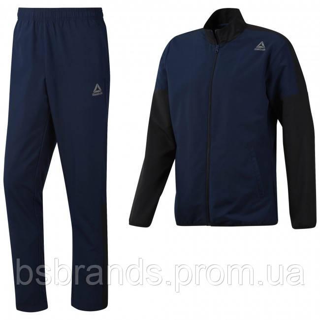 Мужской спортивный костюм Reebok WOVEN TECHY TRACK(АРТИКУЛ:D94281)