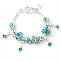 Браслет Pandora  (Пандора). Легкий и красивый браслет.