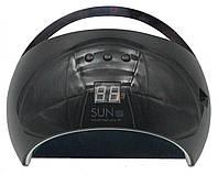 Лампа для маникюра Sun 6S 48 Вт Черная, фото 1