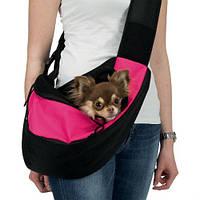 Сумка-переноска-рюкзак Sling Front Carrier для собак и котов 50х25х18см до 5кг