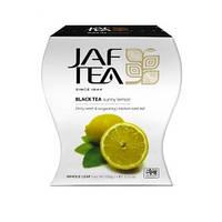 Чай чёрный JAF Exclusive Collection Солнечный Лимон 100г
