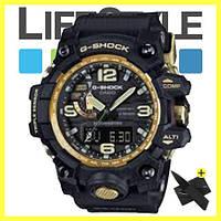 Наручные мужские часы Casio G-SHOCK Mudmaster GWG-1000