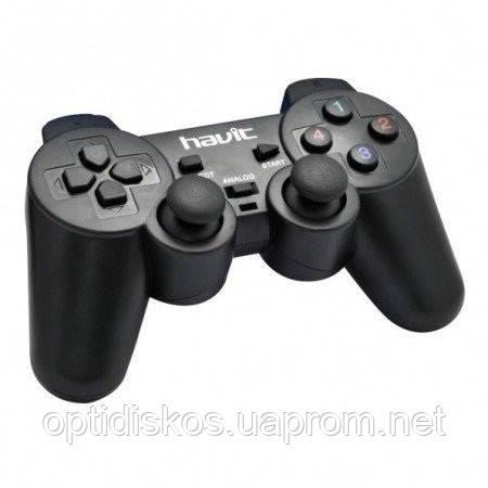 Игровой джойстик, манипулятор HAVIT HV-G130 PS2, черный