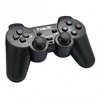 Игровой джойстик, манипулятор HAVIT HV-G130 PS2, черный, фото 1