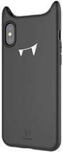 Чехол силиконовый Baseus Devil Baby Case для iPhone X/XS