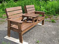 Садовая скамейка Перша