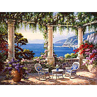 Картина по номерам «Средиземноморская терраса» (40*50 см) , фото 1
