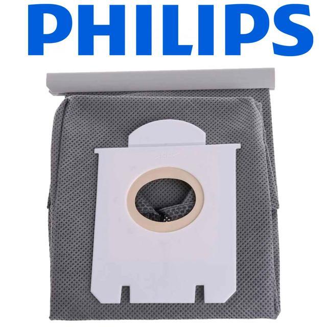 Многоразовый мешок для пылесоса philips fc 9170