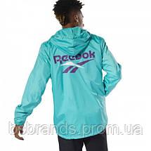 Мужская куртка Reebok CLASSICS VECTOR (АРТИКУЛ: DX3828 ), фото 3