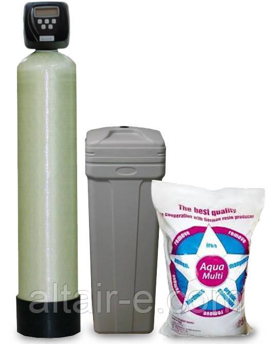 Фильтр обезжелезивания и умягчения воды 1,3-1,5 м3/час Clack