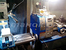 FDB Maschinen BF 20 L X Vario фрезерный станок по металлу фрезерний верстат фдб бф 20 л вар машинен 11