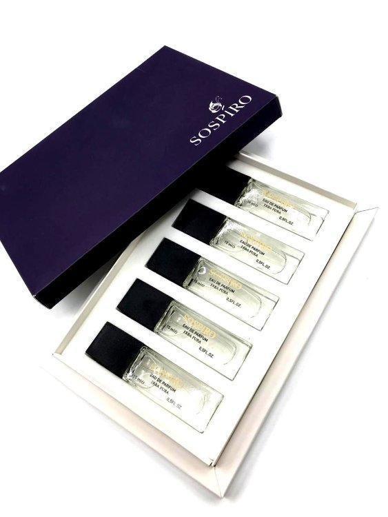 Подарочный набор мини-парфюмов Sospiro Erba Pura 5 по 15 мл