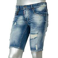 Шорты мужские джинсовые  DSQUARED2