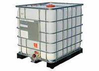 Емкость пластиковая 1 м/куб (IBC 1000л),  б/у