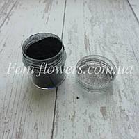 Флок черный, 1 мм.
