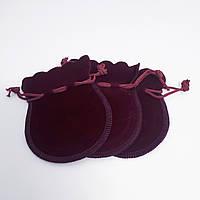 Подарочный мешочек  для украшений из бархата (искусственного)