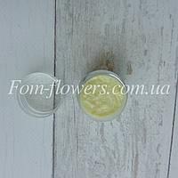Флок светло лимонный(кремовый) , 1 мм., фото 1