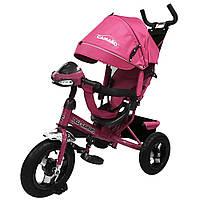 Велосипед трехколесный TILLY CAMARO T-362 Розовый