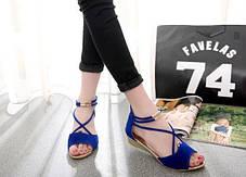 Стильные вечерние босоножки сандалии, 36-40, фото 2