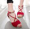 Стильные вечерние босоножки сандалии, 36-40, фото 6