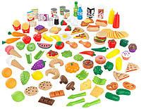 KidKraft Набор игрушечных продуктов 115 деталей 63330 Tasty Treats Play Food Set 115 Pieces, фото 1