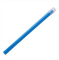 Слюноотсосы одноразовые со съемным колпачком 145х8 мм (100 шт/уп) Синие