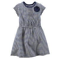 Плаття для дівчинки Carters морячка