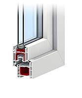 Металлопластиковые окна Rehau Euro-Design 60