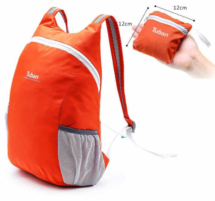 Компактный складной рюкзак Tuban от 10шт.