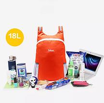 Компактный складной рюкзак Tuban от 10шт., фото 2