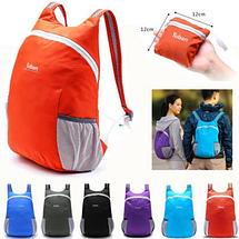 Компактный складной рюкзак Tuban от 10шт., фото 3