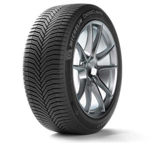 Шина 195/55 R16 91V XL CROSSCLIMATE+ Michelin