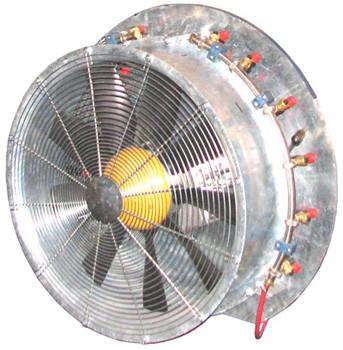 Вентиляторная приставка «стандартного» типа, фото 2