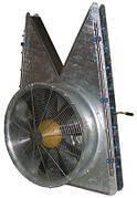 Вентиляторная приставка типа «колонна»
