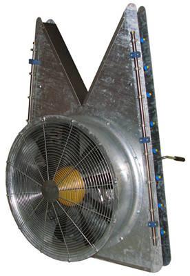 Вентиляторная приставка типа «колонна», фото 2