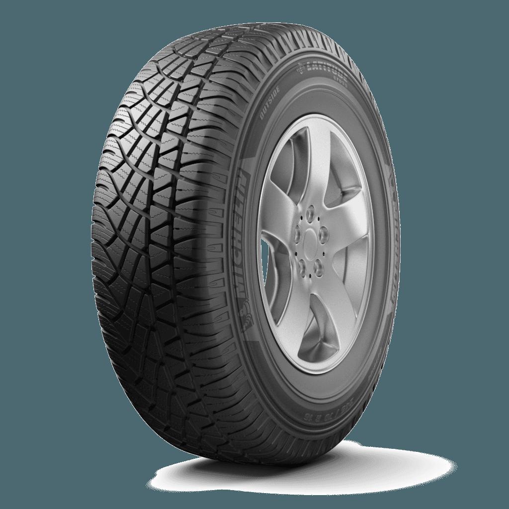 Шина 245/70 R16 111H XL LATITUDE CROSS DT  Michelin
