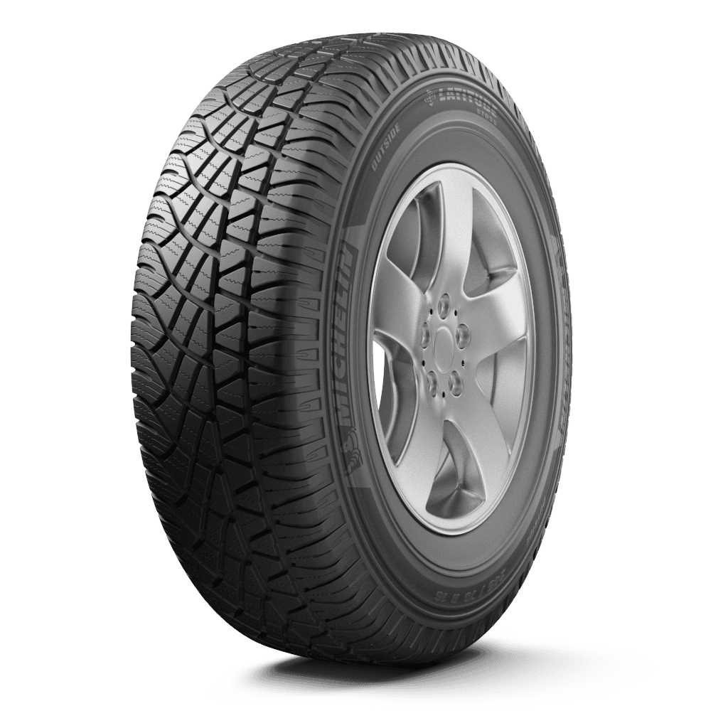 Шина 265/70 R16 112H LATITUDE CROSS Michelin
