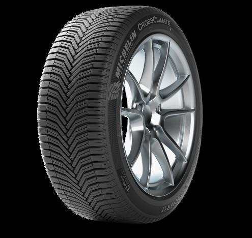 Шина 215/45 R17 91W XL CROSSCLIMATE+ Michelin