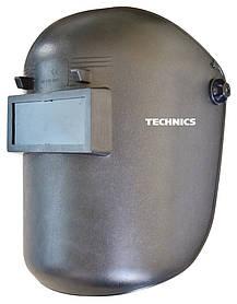 Сварочная маска Technics литая черная (16-450)
