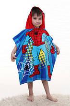 Детские полотенца-пончо