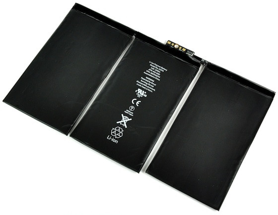 Аккумулятор, батарея Apple iPad 3 11500mAh АКБ 616-0586, 616-0604, 969TA110H, A1389, 616-0593, 969TA103H
