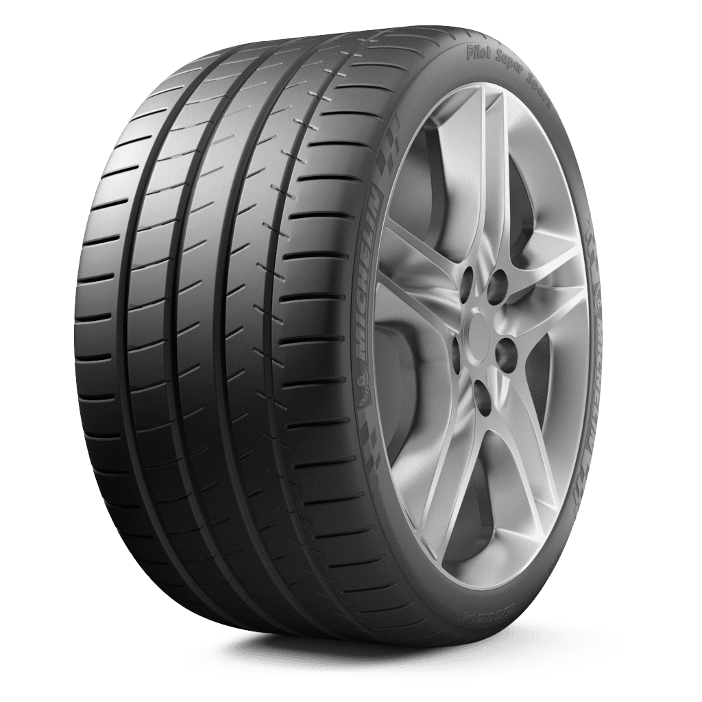 Шина 245/35 ZR18 92Y XL PILOT SUPER SPORT ✩ Michelin