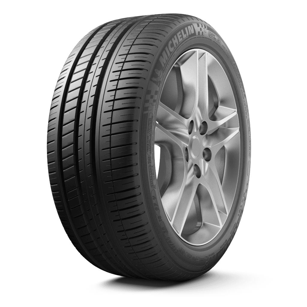 Шина 245/35 ZR18 92Y XL PILOT SPORT 3 ZP Michelin