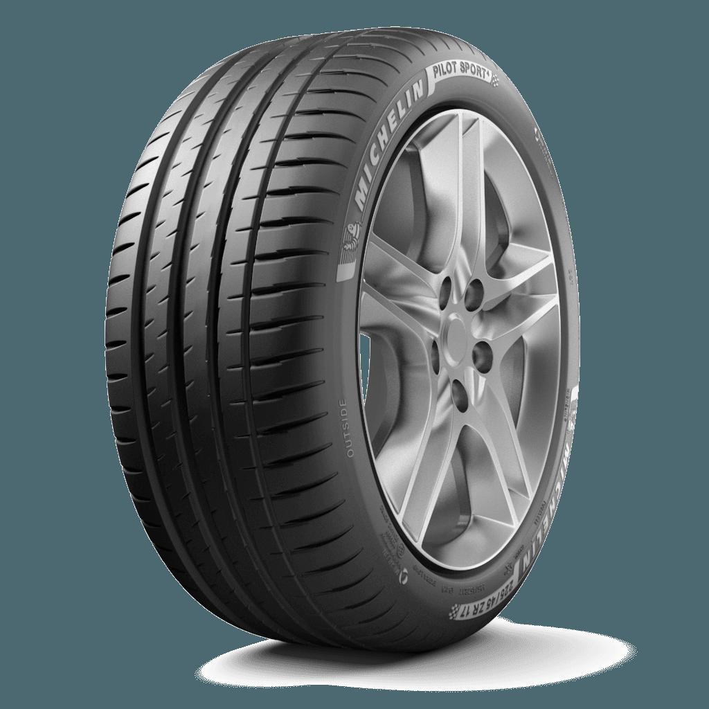 Шина 245/35 ZR18 (92Y) XL PILOT SPORT 4 Michelin