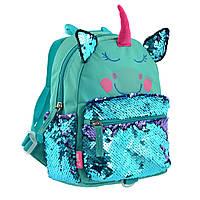 Рюкзак дитячий K-19 Unicorn, Yes