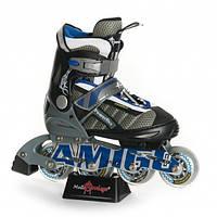 Ролики Amigo sport POWERFLEX 38-41 синие